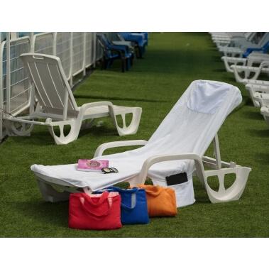 תיק מגבת לכיסא חוף/ מיטת שיזוף