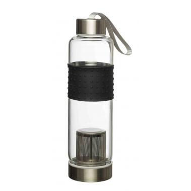 בקבוק זכוכית לחליטה