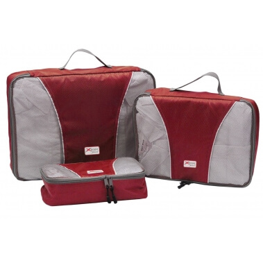 סט 3 תיקי אחסון למזוודה