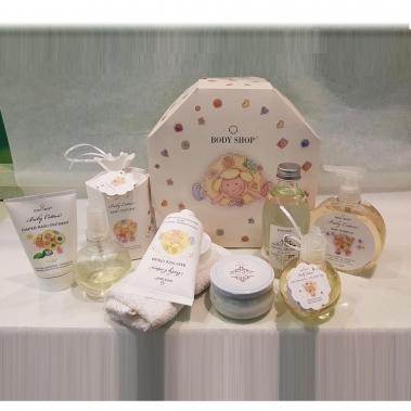 מארז שי  9 מוצרים מסדרת הפרימיום לתינוקות  COTTON BABY
